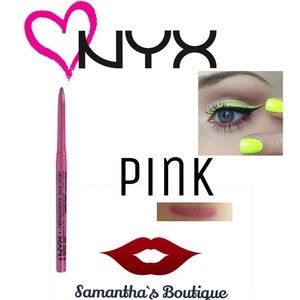 NYX Retractable Eyeliner Pink